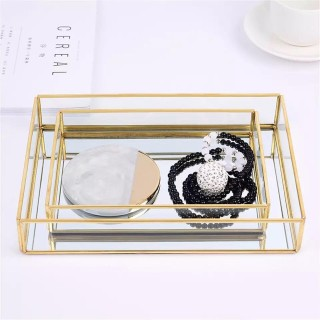 Rectangle Glass Tray